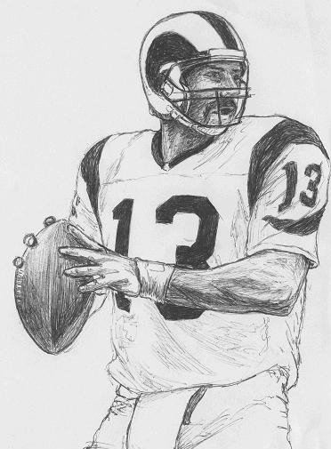 Kurt Warner (Illustrator: Thomas Mesenbring Field)